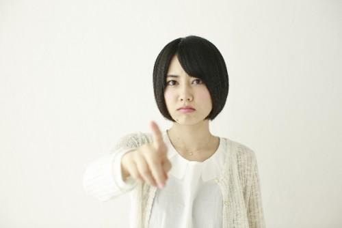 20代女性包茎罵声